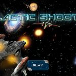 "Play free game ""Galactic Shooter"" online! Most Addictive Space Survival Game!"